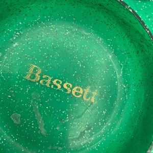 Vintage Basset Coin & Trinket Tray